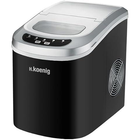 H.Koenig KB12 - Máquina para hacer cubitos de hielo