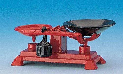Preisvergleich Produktbild Küchenwaage für das Puppenhaus