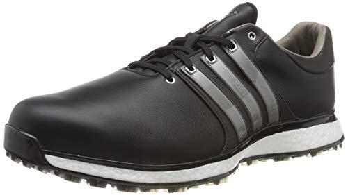 adidas Herren Tour360 Xt-sl(Wide) Golfschuhe, Weiß (Negro/Plata/Blanco F34993), 44 EU