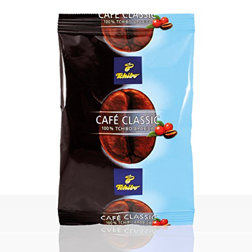 Tchibo Café Classic entcoffeiniert 75 x 70g Cafe Kaffee