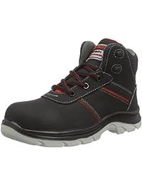 Jori Basic Compo Low zapatos de seguridad S312111, color Negro, talla 46
