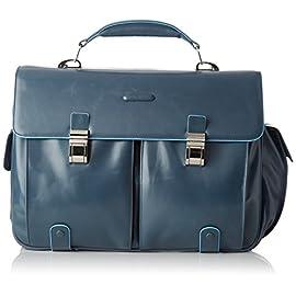 d8af786d46 Piquadro Ca1068b2, Borsa Organizer Portatutto Uomo, Blu (R.A.F Blue),  13x31x43 cm (W x H x L)