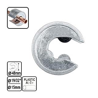 Metall Rohrschneider Rohrabschneider Kupfer Alu Rohre 15 mm