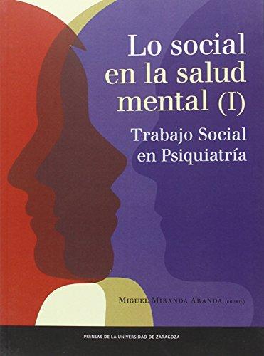 Lo Social En La Salud Mental (Fuera de colección) por Aa.Vv