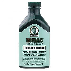 Auszug ESSIAC Flüssigkeit ( 10.5 fl . Oz / 300 ml) Essiac Liquid Extract (10.5 fl. Oz/300ml)