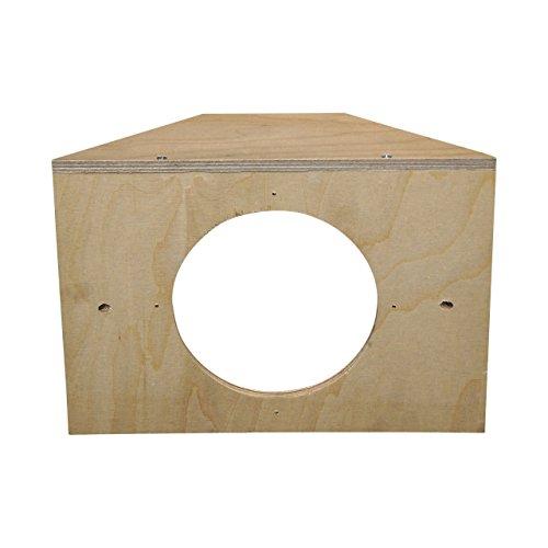 Harvia Unterbank Gestell für Lautsprecher SZ100 Holzgestell Saunalautsprecher