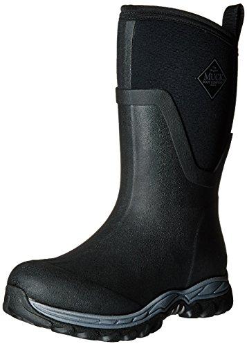 Muck Boots Damen Arctic Sport Ii Mid Gummistiefel, Schwarz (Black/Black), 37 EU