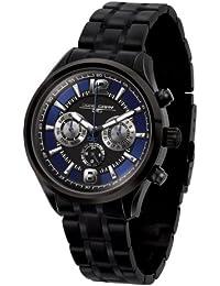 Jorg Gray Herren-Armbanduhr XL Analog Quarz Edelstahl JG6100-21
