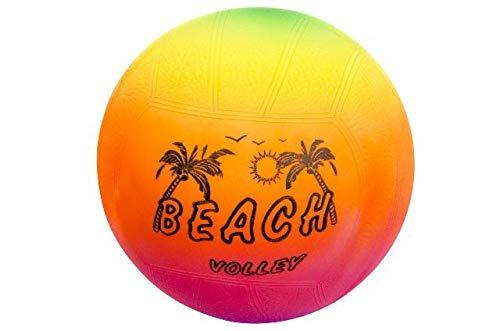 48103, Beach Volleyball 23 cm, Volley Ball, PVC Ball, Strandball, Fussball, Fußball, Wasserball, Beachball