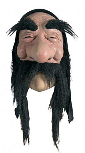 Opamaske Horrormaske Latexmaske (Genial Günstige Halloween Kostüme)