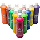 Scola Artmix Ready Mix Coloured Paint 12 x 600m (Pack of 12)