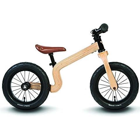 Early Rider Kid's Bonsai Balance Bike - Birch/Aluminium, Ages 2-3 Years by Early Rider