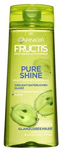Garnier Fructis Pure Shine Shampoo, 6er Pack (6 x 250 ml)