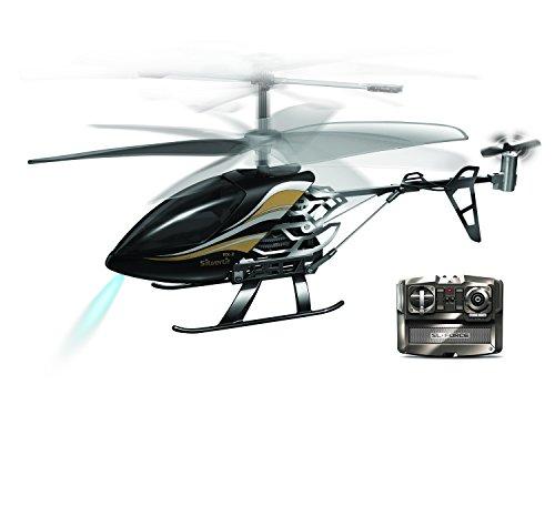 Silverlit - 84783 - Hélicoptère d'extérieur - SKY DRAGON III - 3 Canaux Gyro