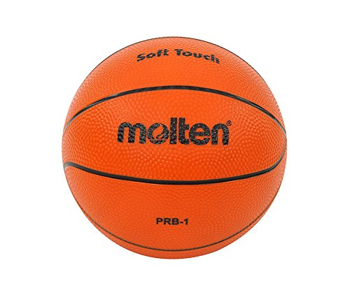 Molten Soft Touch Basketball Kinder Kinderbasketball Schule trainieren Training Basketballtraining Softball