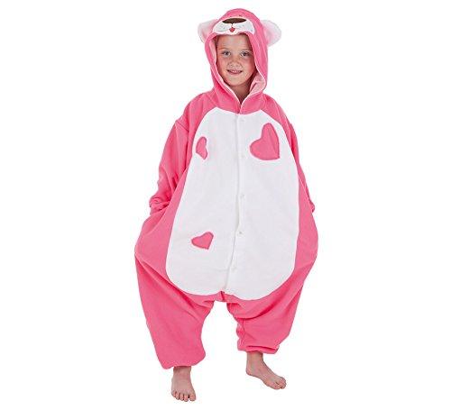 Creaciones Llopis–Costume di divertente Pantera Rosa per Bambini di 3/5anni, taglia S
