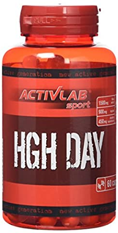 ACTIVLAB SPORT HGH Day Capsules - Pack of