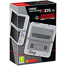 Nintendo Handheld Console 3DS XL - New Nintendo 3DS XL SNES Edition (Nintendo 3DS)
