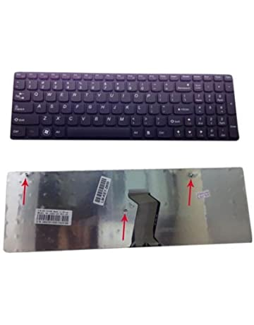 06173fd8 Lapmate Replacement for Lenovo IdeaPad G580 G580A G585 G585A Laptop Keyboard