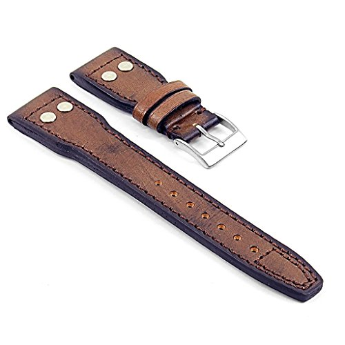 dassari-continental-vintage-style-italian-leather-watch-strap-for-iwc-pilot-in-brown-22mm