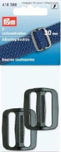 Prym Leiterschnalle KST 30 mm schwarz