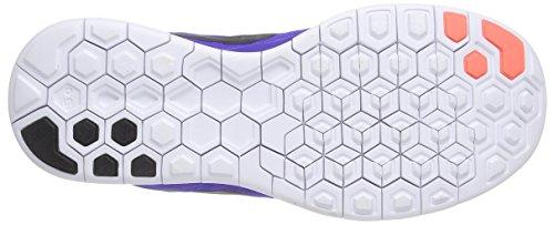 Nike Free 5.0, Chaussures de Running Entrainement Femme violet (Lila/Schwarz)
