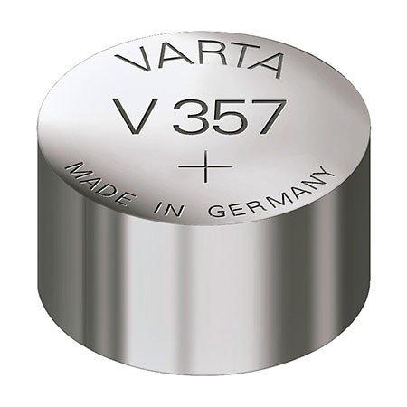 Varta Piles bouton V 13 GS/V 357 Blister = 1 1,55 V 180 mAh