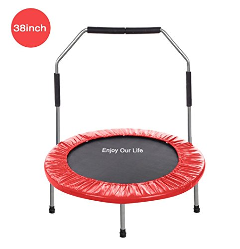 elite-fitness-trampette-trampoline-rebounder-with-handrail-mini-trampoline-fitness-jumper-adults-kid