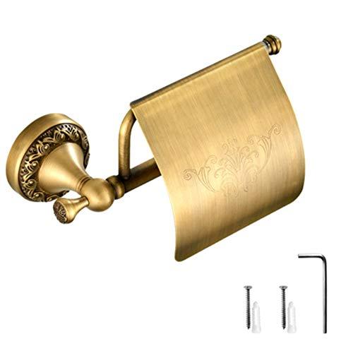 KaariFirefly Hotel Toilettenpapierrollenhalter für Zuhause, Badezimmer, Wandmontage, Regal Multi - Hotel Wc Papierhalter