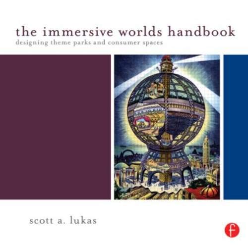 The Immersive Worlds Handbook: Designing Theme Parks and Consumer Spaces - London-themed Kunst