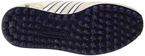 Adidas La Trainer W Scarpe sportive, Donna Bianco (Weiß (Owhite/Ftwwht/Ngt))