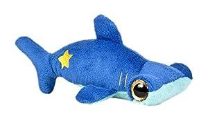 Famosa Softies - Peluche Tiburón, color azul (700012810)