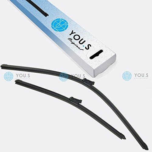 Preisvergleich Produktbild 2 YOU.S SCHEIBENWISCHER VORNE 650 + 450 mm