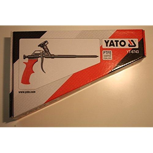 Yato yt-6743 - Pistolet à mousse