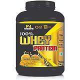 FOREARM Nutrition Whey Protien - 3 Kg (Mango Flavour)