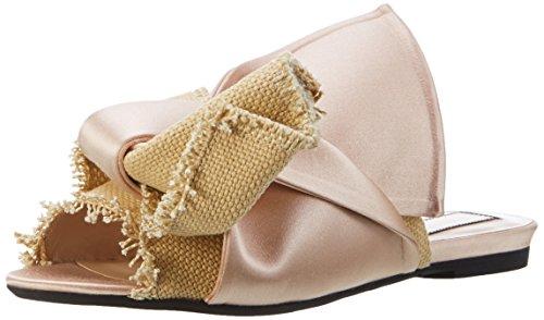 Inconnu 8178.5, Sandales Compensées femme Pink (NATURALE+126 CIPRIA)