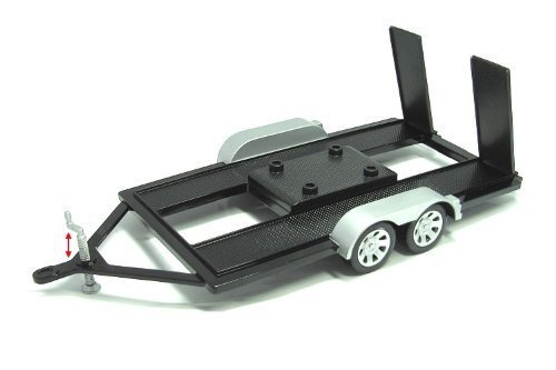 Die-Cast Metal Trailer (Auto Anh??ger), Motor Max 1:18 by Motormax (Motor Max-die Cast-autos)