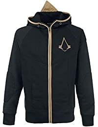 Hoodie 'Assassin's Creed : Syndicate' - Bronze Logo - Taille XXXL