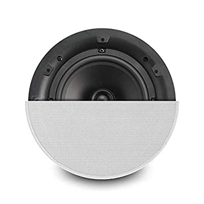 "Systemline Q Acoustics QI65CB 6.5"" Professional Stereo Installation Ceiling Speaker 60W from Armour Home Electronics"