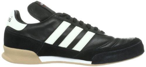 adidas Mundial Goal Unisex-Erwachsene Fußballschuhe Schwarz (Black 1/running White/running White)