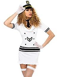 Spielerisches Piloten-Kostüm
