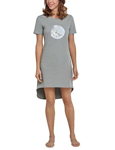 Schiesser, Camicie da Notte Donna Grün (farn 712)