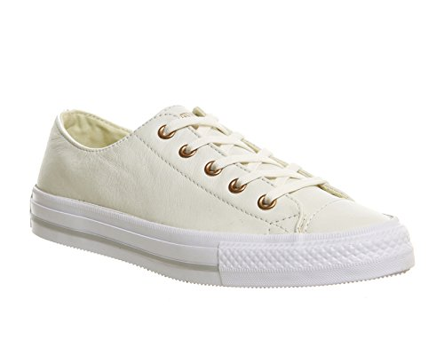 CONVERSE ALL STAR GEMMA OX Egret Rose Gold Exclusive