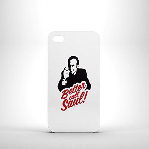Breaking Bad Better Call Saul Blanc pour iPhone 4