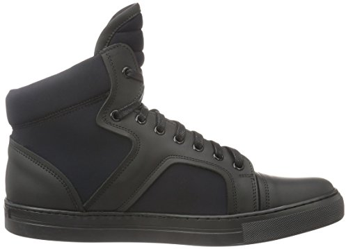 Kenneth Cole Double Feature, Sneakers Hautes Homme Noir (Black 001)