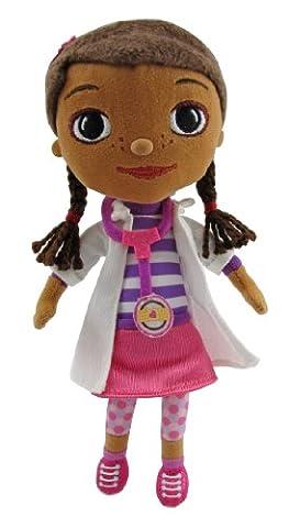 Disney Doc McStuffins 6 Inch Bean Bag Plush - Dottie