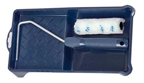 Color Expert 54680734 Lot Promo Complet Bac/Rouleau radiateur Spécial Lasure 100 mm