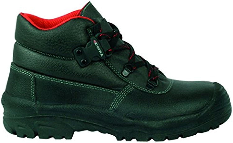 Cofra SD009000.w44 Gr. 44 S3 SRC Lhasa Sicherheit Schuhe  Schwarz