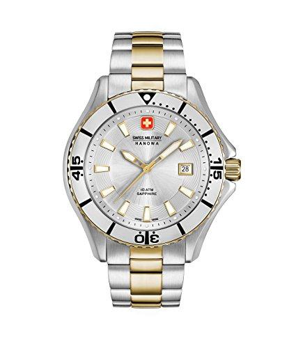 Swiss Military Hanowa Herren-Armbanduhr 06-5296.55.001