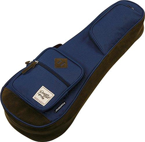 Ibanez iubc541nb Powerpad Konzert-Ukulele Gig Bag, navy blau
